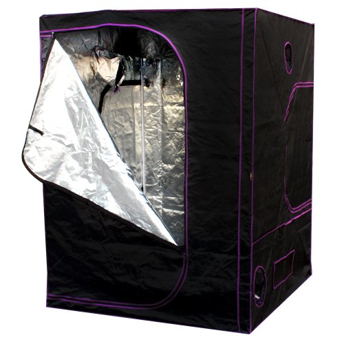 Apollo Horticulture 60 X60 X80 Mylar Hydroponic Grow Tent