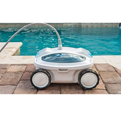 Aquabot Abreez4 X Large Breeze With Scrubbers Robotic Pool