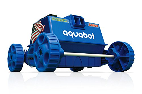 Aquabot-APRVJR-Pool-Rover-Junior-Robotic-Above-Ground-Pool-CleanerColor-May-Vary-0