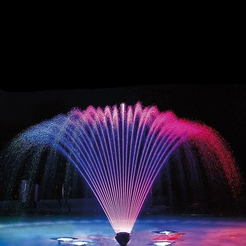 Aquacade Fountains Stainless Steel Finger Jet Fountain