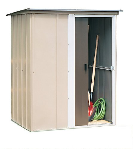 Arrow-Shed-BW54-A-Brentwood-5-Feet-by-4-Feet-Steel-Storage-Shed-0