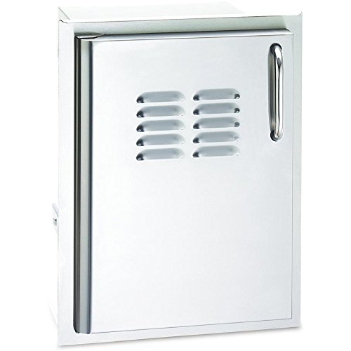 Aurora-Single-Access-Storage-Door-with-Tank-Tray-Hinged-Side-Left-0