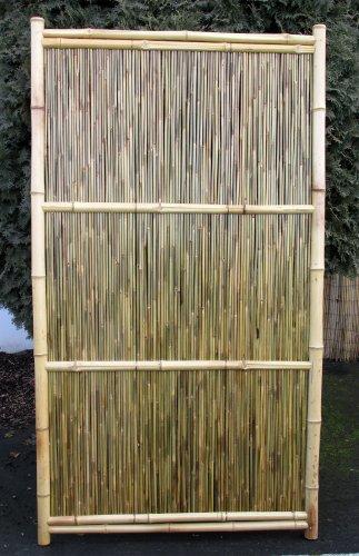 Bamboo-Fence-Panel-Horizontal-Style-0
