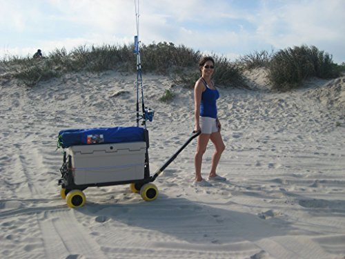 Beach-Wagon-Cart-for-Sand-with-Wheels-All-Terrain-Haul-Cooler-Umbrella-Chair-0-0