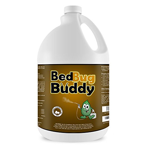 Bed-Bug-Killer-Prevention-Spray-By-Bed-Bug-Buddy-Natural-Bed-Bug-Spray-Used-By-Professionals-Certified-By-AAES-and-Pesticide-Exempt-By-EPA-Child-Safe-Pet-Safe-1-Gallon-0