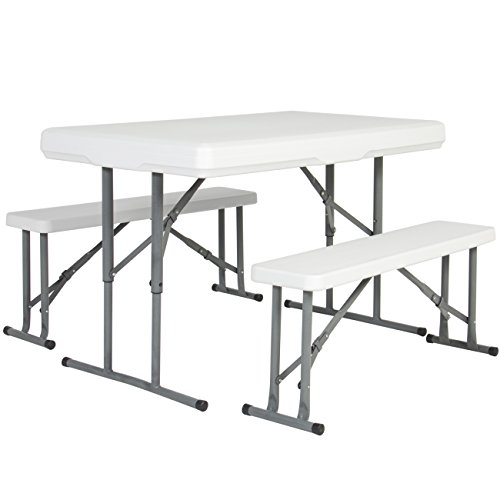 Best-Choice-Products-Outdoor-Picnic-Party-Dining-Kitchen-Portable-Folding-Table-Benches-0