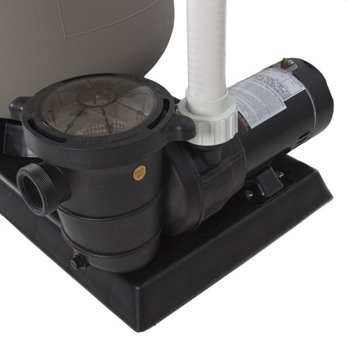 Best Choice Products Pro Above Ground Swimming Pool Pump