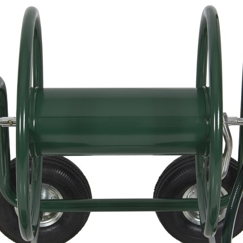 Best-Choice-Products-Water-Hose-Reel-Cart-300-FT-Outdoor-Garden-Heavy-Duty-Yard-Water-Planting-New-0-0