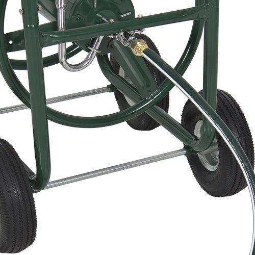 Best-Choice-Products-Water-Hose-Reel-Cart-300-  sc 1 st  Farm u0026 Garden Superstore & Best Choice Products Water Hose Reel Cart 300 FT Outdoor Garden ...