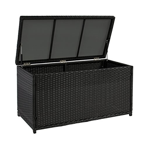 Best-ChoiceProducts-Wicker-Deck-Storage-Box-Weather-Proof-Patio-Furniture-Pool-Toy-Container-0-0