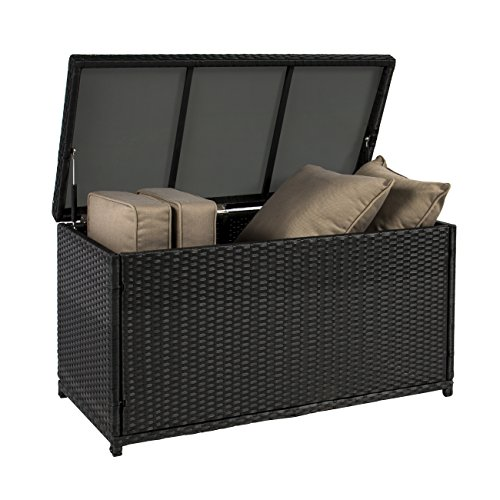 Best-ChoiceProducts-Wicker-Deck-Storage-Box-Weather-Proof-Patio-Furniture-Pool-Toy-Container-0-1