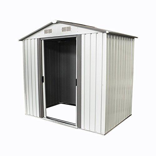 Bestmart Inc New 4 X 6 Outdoor Steel Garden Storage