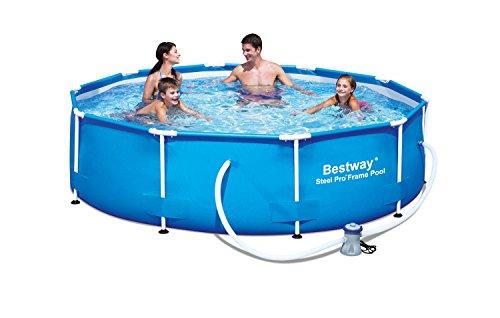 Bestway Steel Pro Frame Pool Farm Garden Superstore