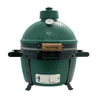 Big-Green-Egg-Kamado-Grill-MiniMax-Portable-Outdoor-Smoker-barbeque-BBQ-0