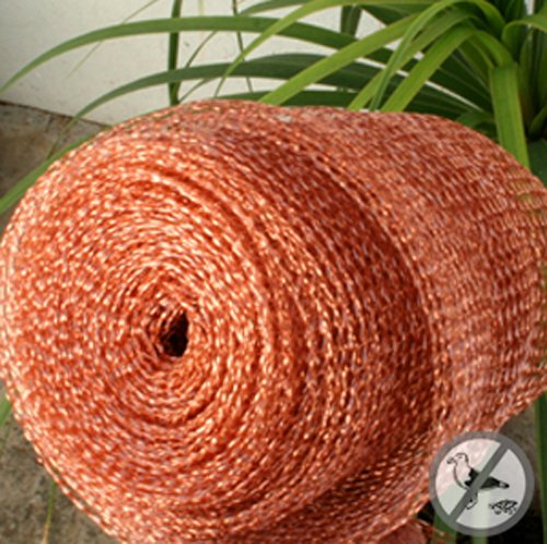 Bird-B-Gone-Copper-Mesh-Roll-for-Rodent-and-Bird-Control-0