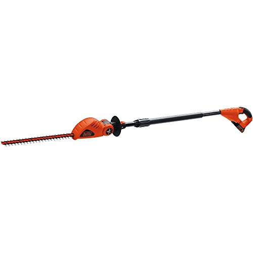 Black-and-Decker-20V-Max-Lithium-Ion-Pole-Hedge-Trimmer-0