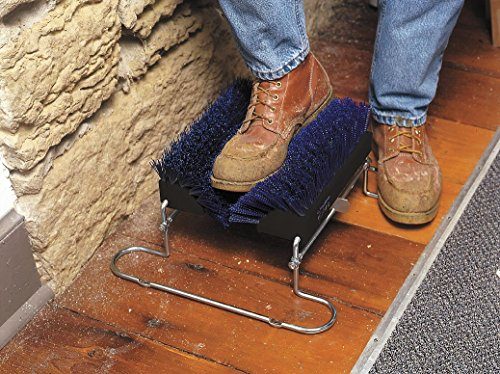 Boot Brush with Scraper, Stl Frame – Farm & Garden Superstore