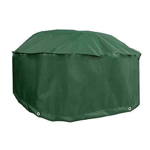 Bosmere-Fire-Pit-Cover-36-Inch-Diameter-x-26-Inch-High-0