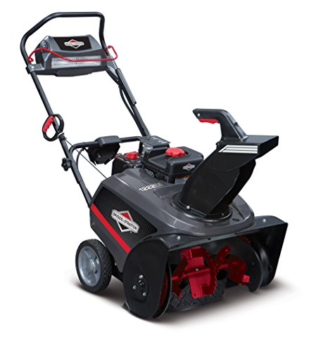 Briggs-Stratton-1696741-Single-Stage-Snow-Thrower-with-Snow-Shredder-Auger-and-250cc-Engine-with-Electric-Start-22-Inch-0