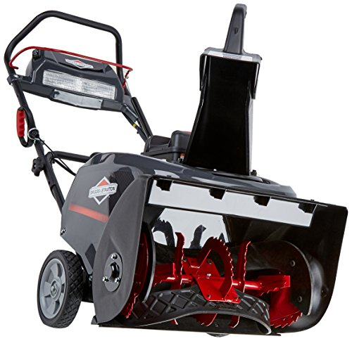 Briggs-and-Stratton-1696507-Single-Stage-Snow-Thrower-with-1550-Snow-Series-250cc-Engine-and-Electric-Start-0