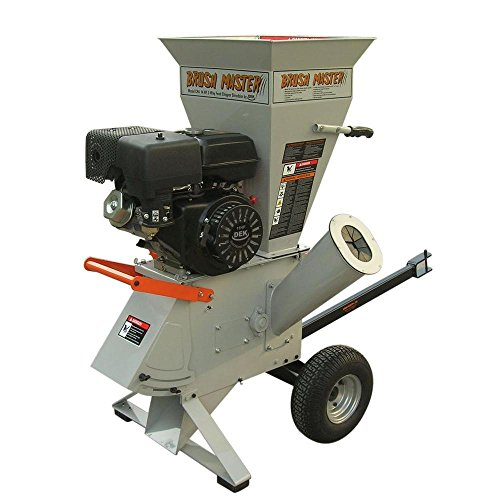 Brush-Master-15-HP-420cc-4-x-3-diameter-Commercial-Duty-Chipper-Shredder-0