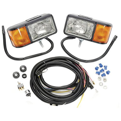 Buyers-Products-1311005-Buyers-Halogen-Sealed-Beam-Snowplow-Light-Kit-0
