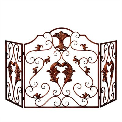 CBK-3-Panel-Metal-Fireplace-Screen-0