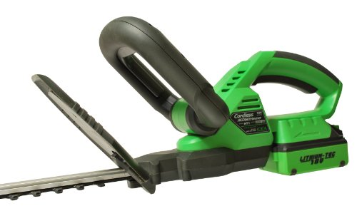 CEL-HT1-HEDGEtrimmer-20-Inch-18-Volt-Lithium-Ion-Cordless-Electric-Dual-Action-Hedge-Trimmer-0-0