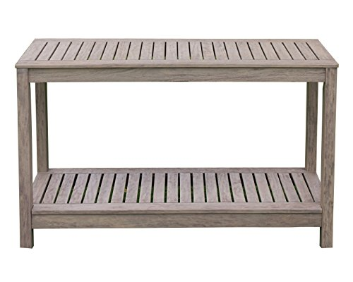 Cambridge Casual 350225 West Lake Console Table Weathered