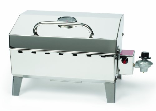 Camco-58145-Stainless-Steel-Portable-Propane-Gas-Grill-with-Storage-Bag-0-0
