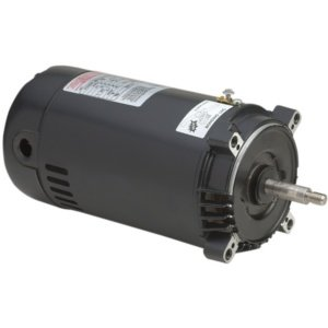 Century-Electric-Up-Rated-Round-Flange-Replacement-Motor-Formerly-AO-Smith-0