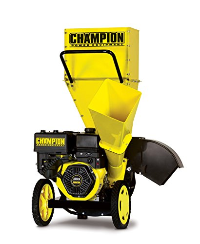 Champion-Power-Equipment-100137-3-ChipperShredder-with-BIG-338cc-OHV-Gas-Engine-0