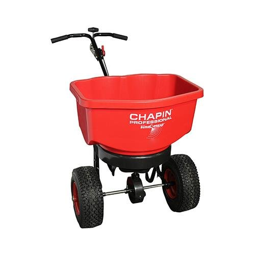 Chapin-R-E-Mfg-Works-83100-Professional-Series-Broadcast-Spreader-Oversized-125-Lb-Hopper-0-0