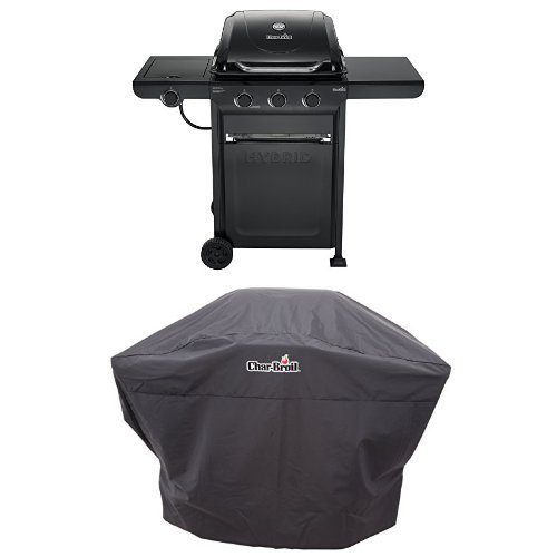 Char Broil Charcoal Gas Hybrid Grill 0
