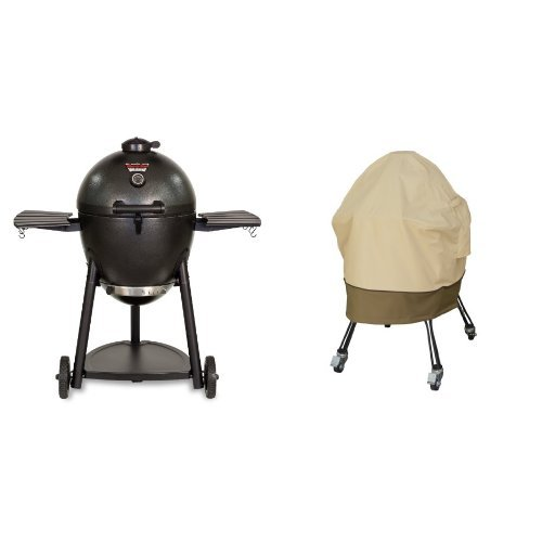 Char-Griller-Kamado-Kooker-Charcoal-Barbecue-Grill-and-Smoker-0