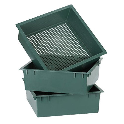 Chefs-Star-3-Tray-Stackable-Expandable-Recycled-Plastic-Odorless-Worm-Composter-0-1