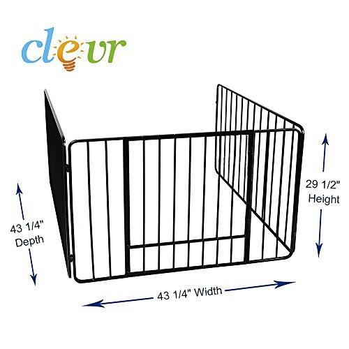Clevr-43-Fireplace-Safety-Fence-Screen-Gate-0