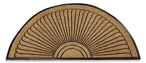 Coco-Fiber-Half-Round-In-laid-Doormat-30-X-48-0