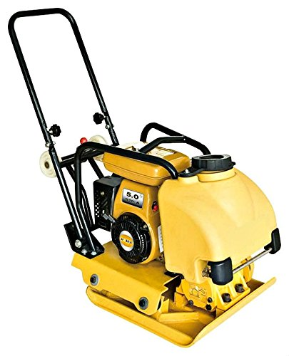 Compactor-Plate-Walk-Behind-Honda-GX160-55-HP-Gas-Engine-Recoil-Start-Water-Tank-0