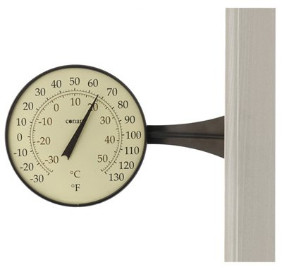 Conant-Custom-Brass-T10BP-D-cor-Collection-Dial-Thermometer-Bronze-Patina-Finish-85-In-0