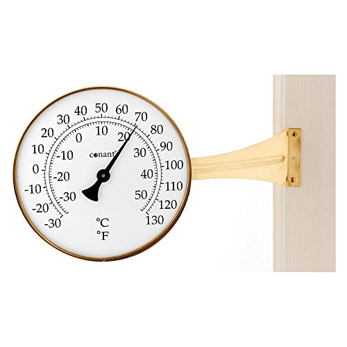 Conant-Large-Brass-Dial-Thermometer-0