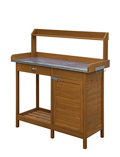 Convenience-Concepts-Deluxe-Potting-Bench-With-Cabinet-0