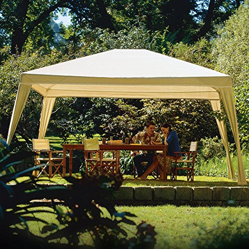 10 X 12 Two Tier Finial Gazebo Replacement Canopy