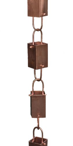 Copper-Square-Link-Rain-Chain-By-Rain-Chains-Direct-85-FT-0