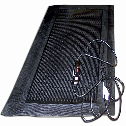 Cozy Products Ice Snow Ice Away Heated Snow Melting Mat