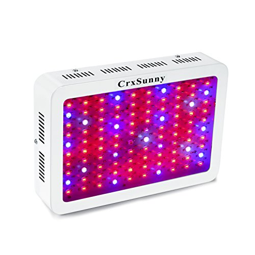 CrxSunny-1000W-Double-Chips-LED-Grow-Lights-Full-Specturm-for-Indoor-Plants-and-Greenhouse-Hydroponic-Flowering-and-Growing-10W-LEDs-0