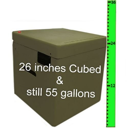 Cube-PRO-Pynamite-Mosquito-Misting-System-small-26-inch-cube-still-55-gallons-with-30-Nozzle-Kit-and-FREE-Misting-Concentrate-0-0