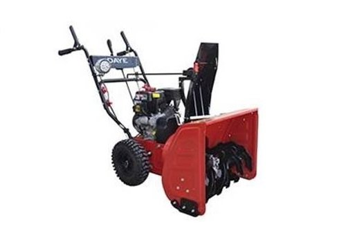 DAYE-DS24E-24-inch-208cc-Electric-Start-2-Stage-Snow-Thrower-Powered-By-LCT-Gas-Engine-5-Star-Rated-Reviews-0