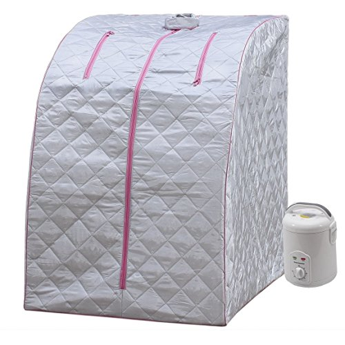 DURHERM-Portable-Personal-Folding-Therapeutic-SPA-Home-Steam-Sauna-Weight-Loss-Slimming-Detox-0