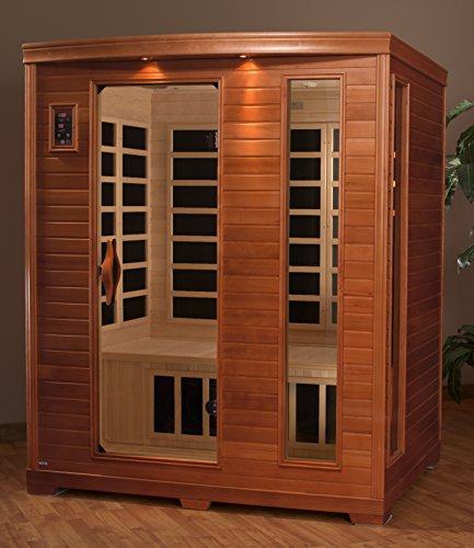 Dynamic Saunas Amz Dyn 6444 04 Modena 2 Person Far